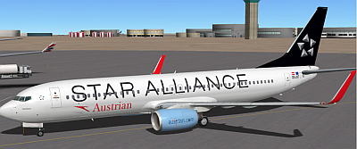 Boeing 737-800 (EADT) | www x-plane at